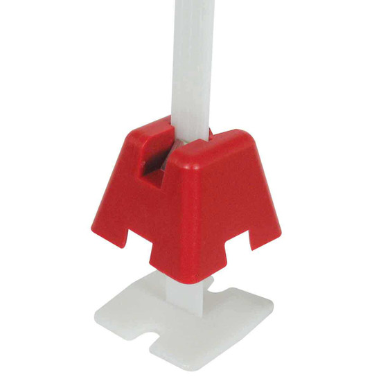 tuscan leveling strap and cap