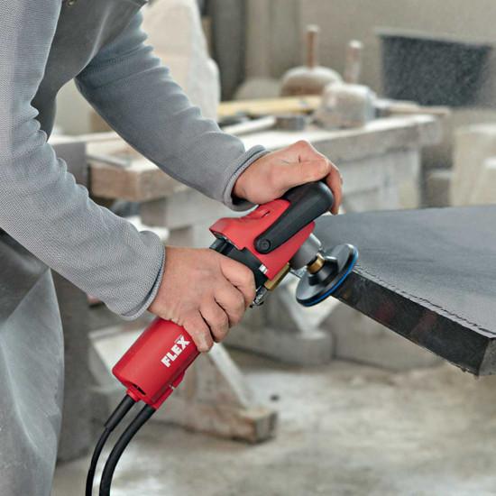 Flex L-12-3-100 Wet Stone Polishing