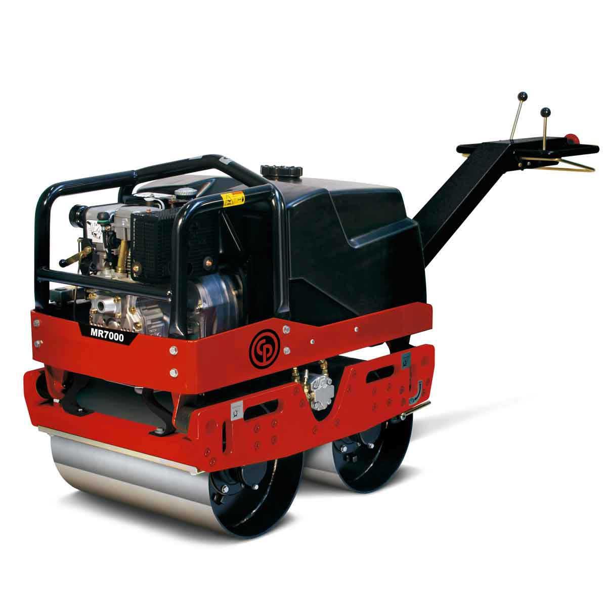 Chicago Pneumatic Diesel roller
