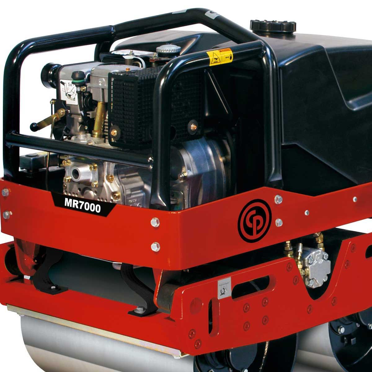 CP Diesel roller Hatz