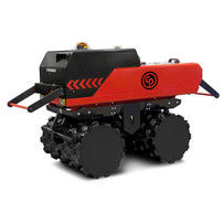 CP Remote Controlled trench roller