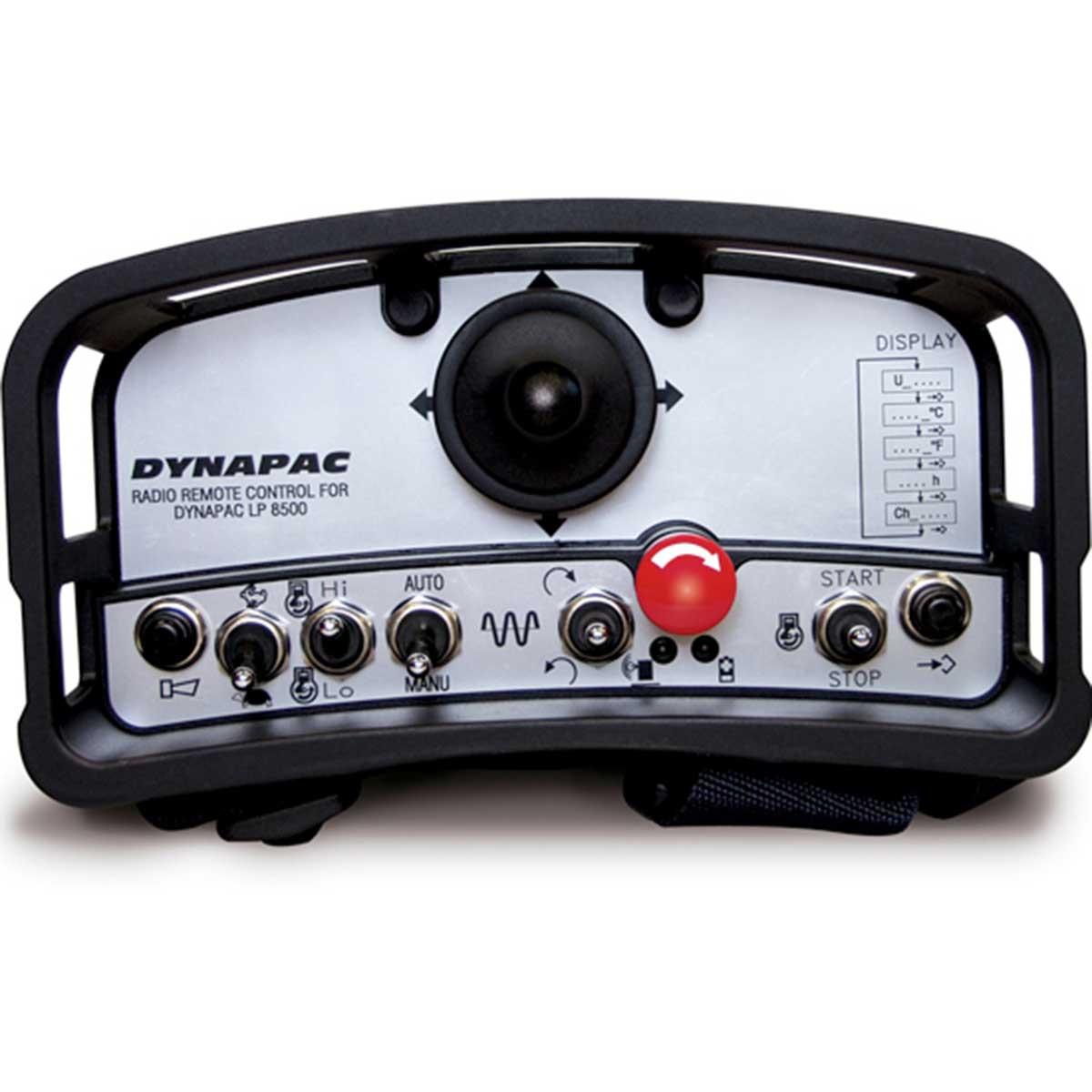 Chicago Pneumatic Remote Control