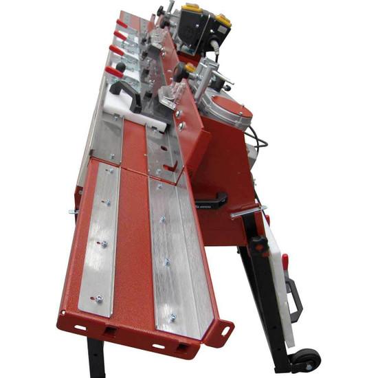 Raimondi Dual-Head Bulldog Tile Bullnose Machine