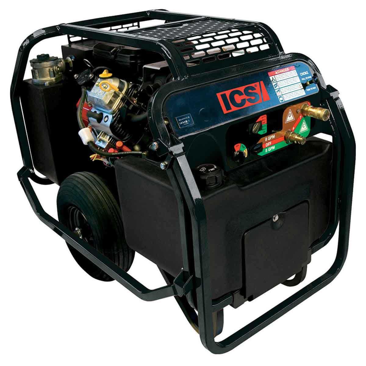 ICS Multiflow Hydraulic Powerpack
