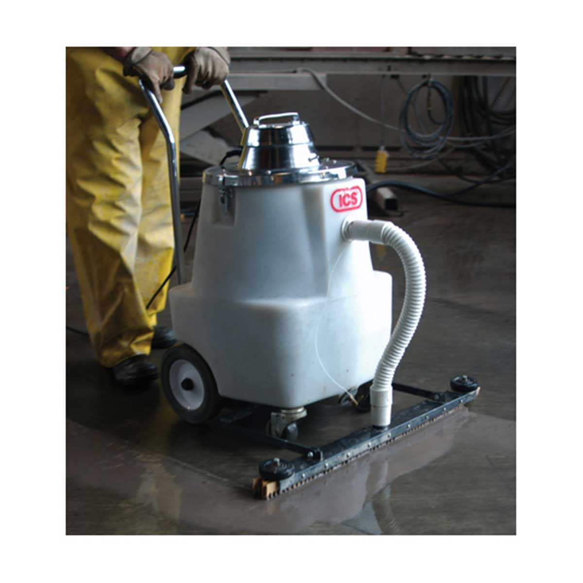Total Slurry Solutions Hi-Lift Vacuum ICS