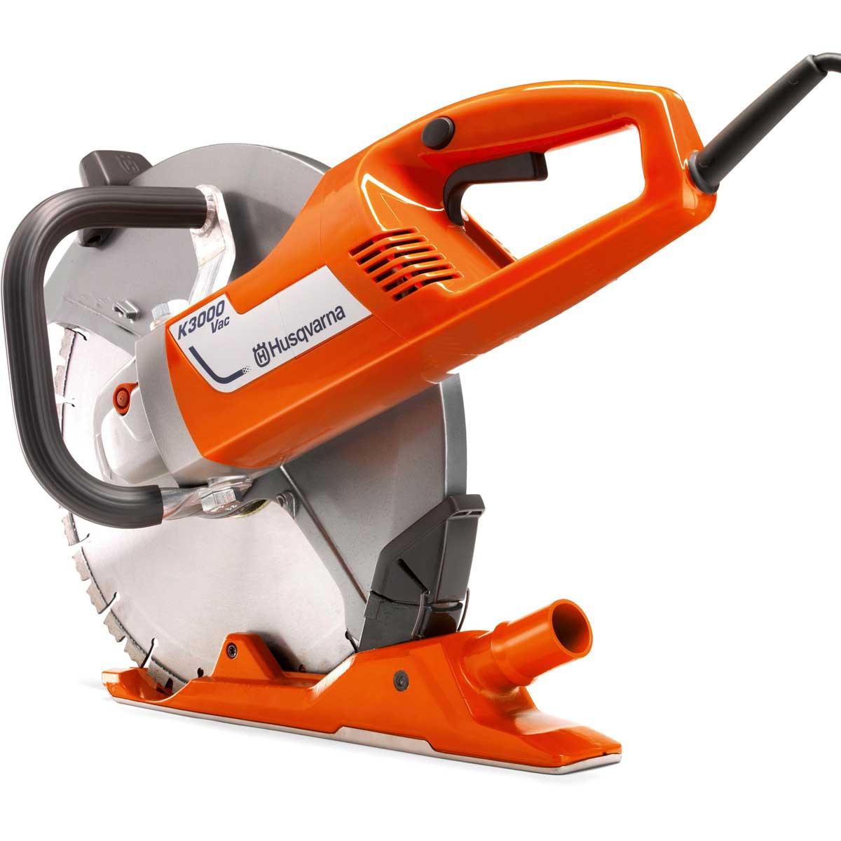 Husqvarna K3000 Vac vacuum shoe
