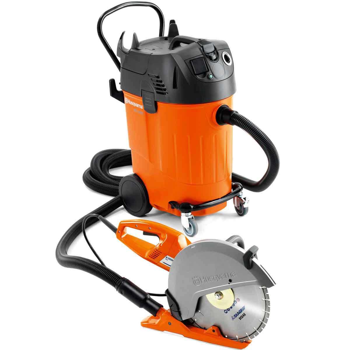 Husqvarna K3000 electric Vacuum