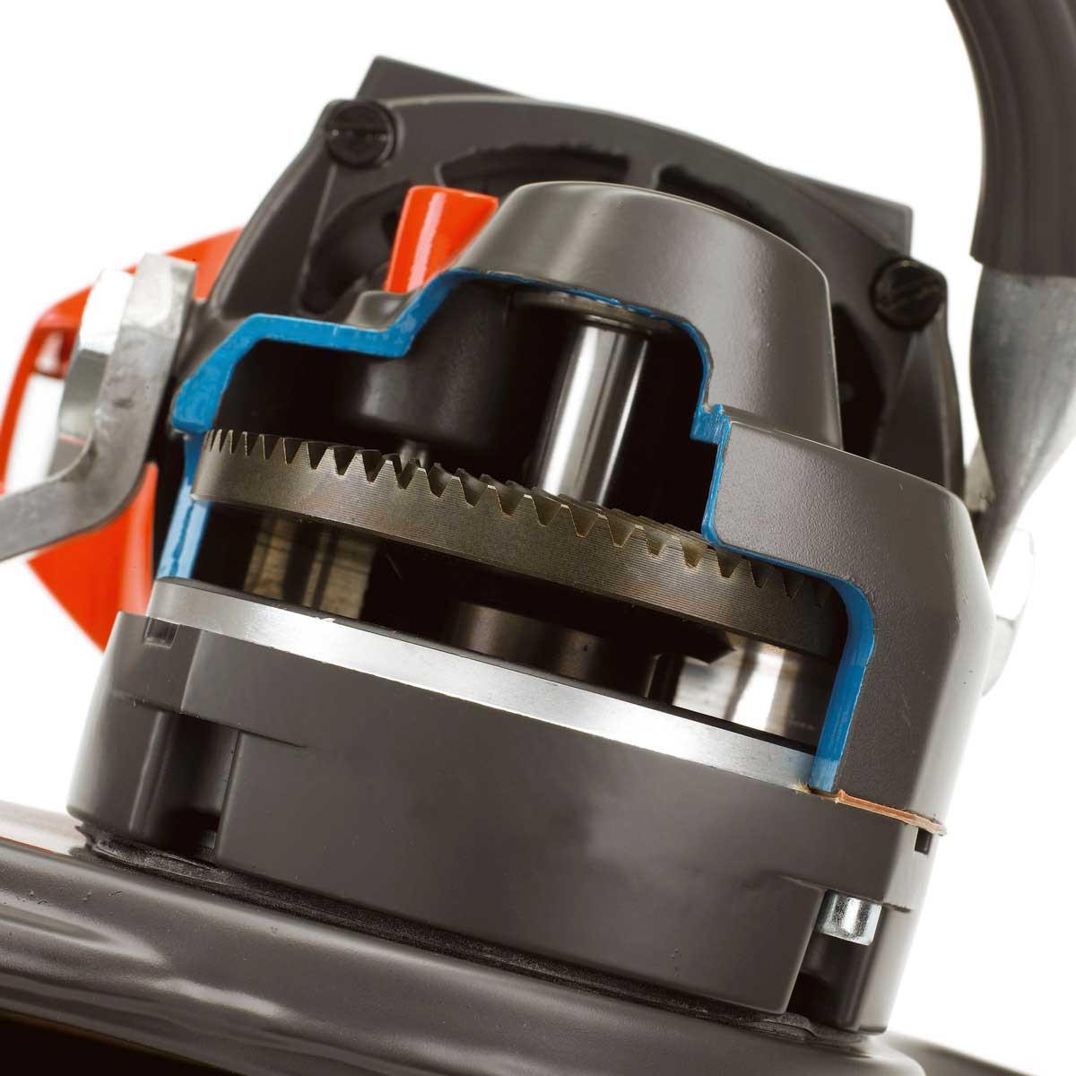 Husqvarna K3000 Vac motor gears