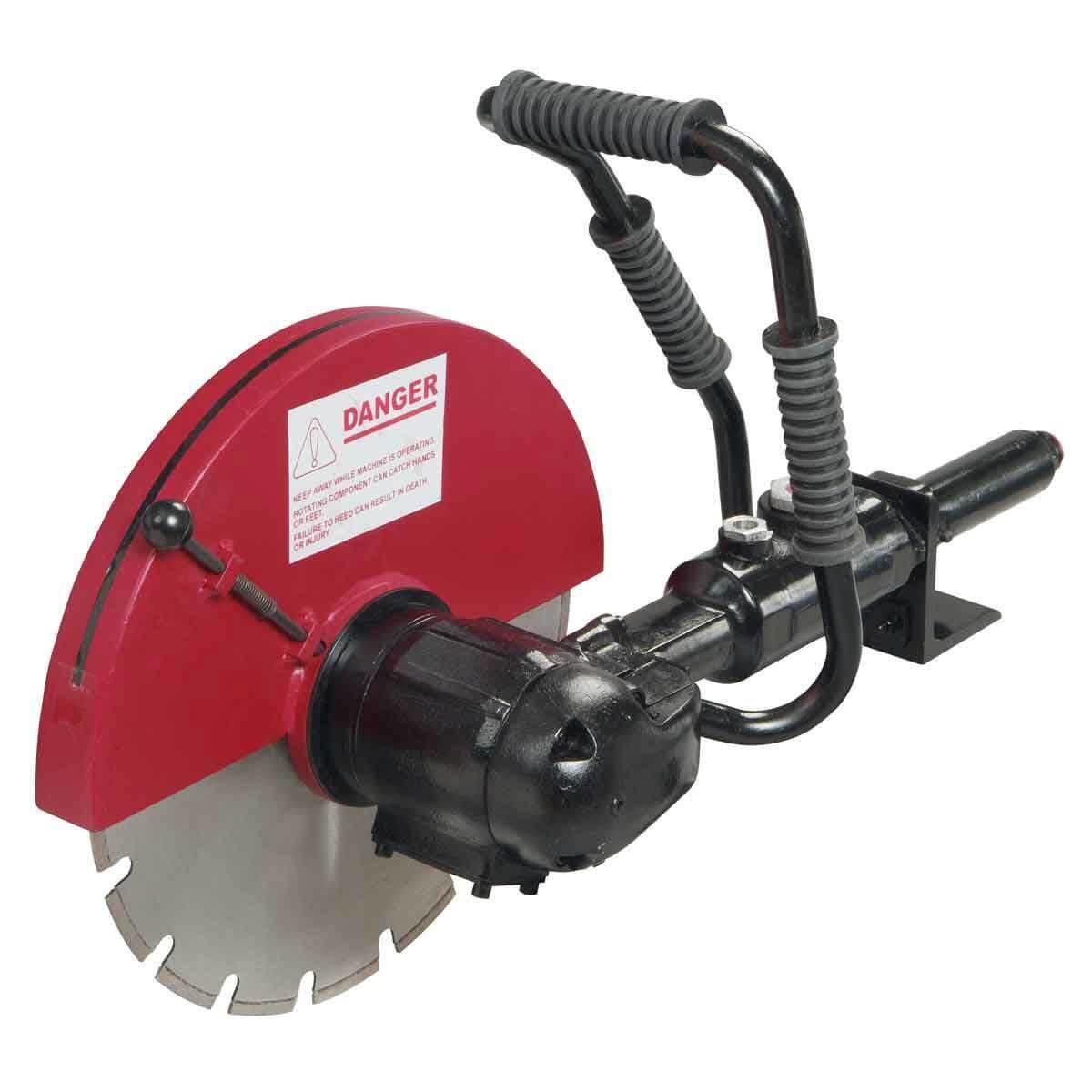 Chicago Pneumatic power cutter