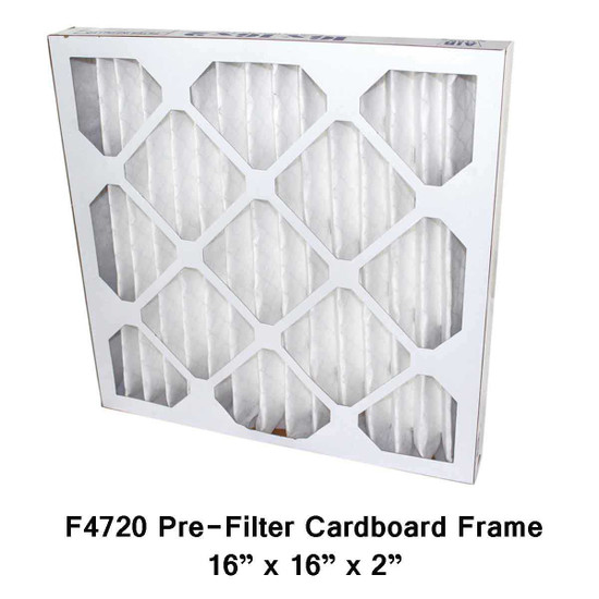 Novair 700 and 1000 Pre-Filter CB Frame
