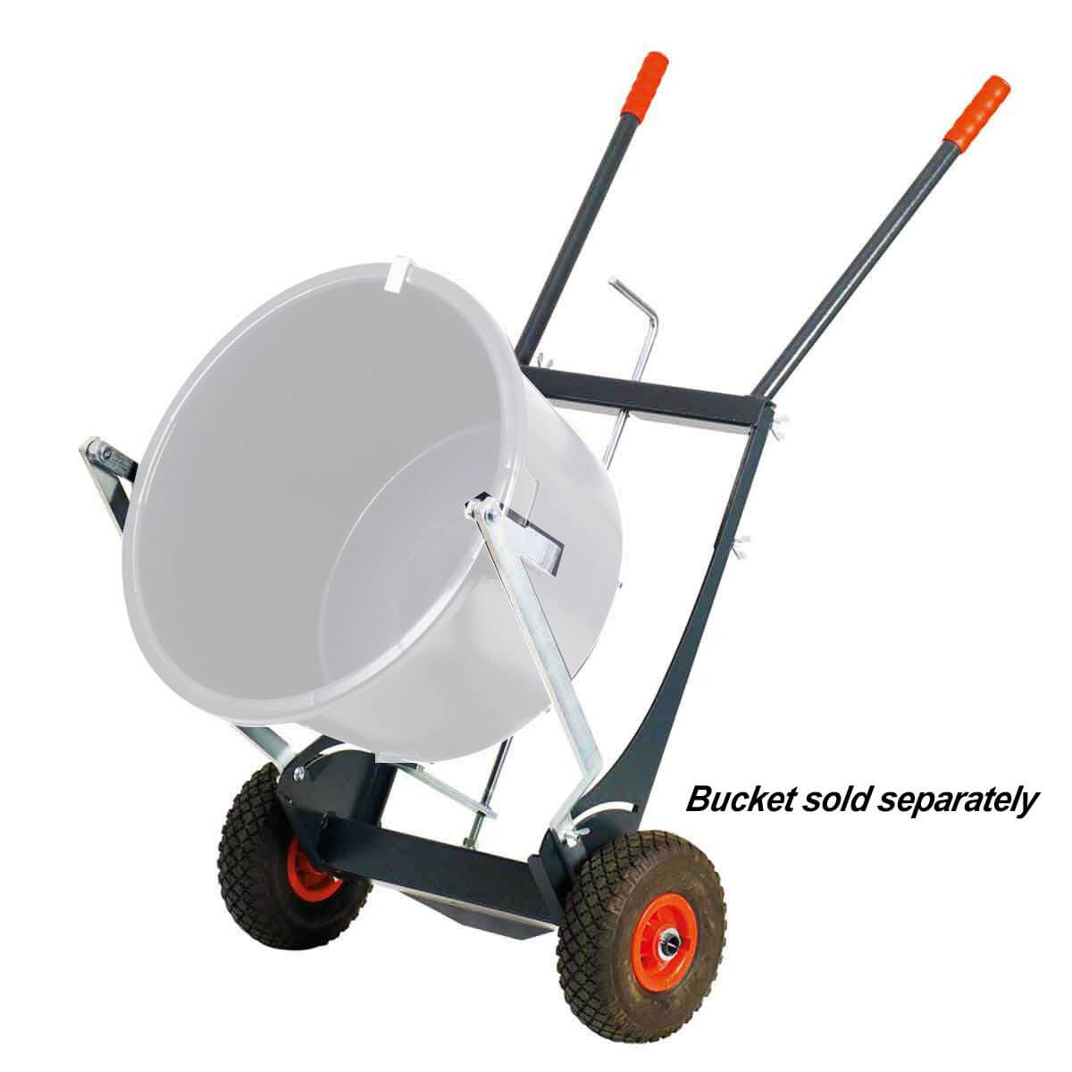 17 Gallon Bucketcart Collomix