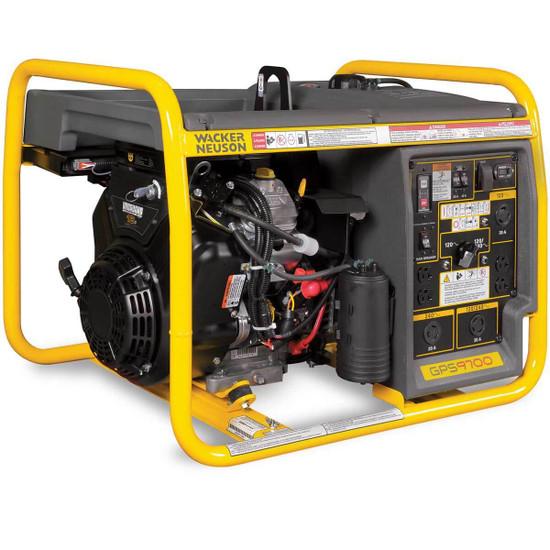 Wacker GPS9700V Portable Generator 9700 Watt