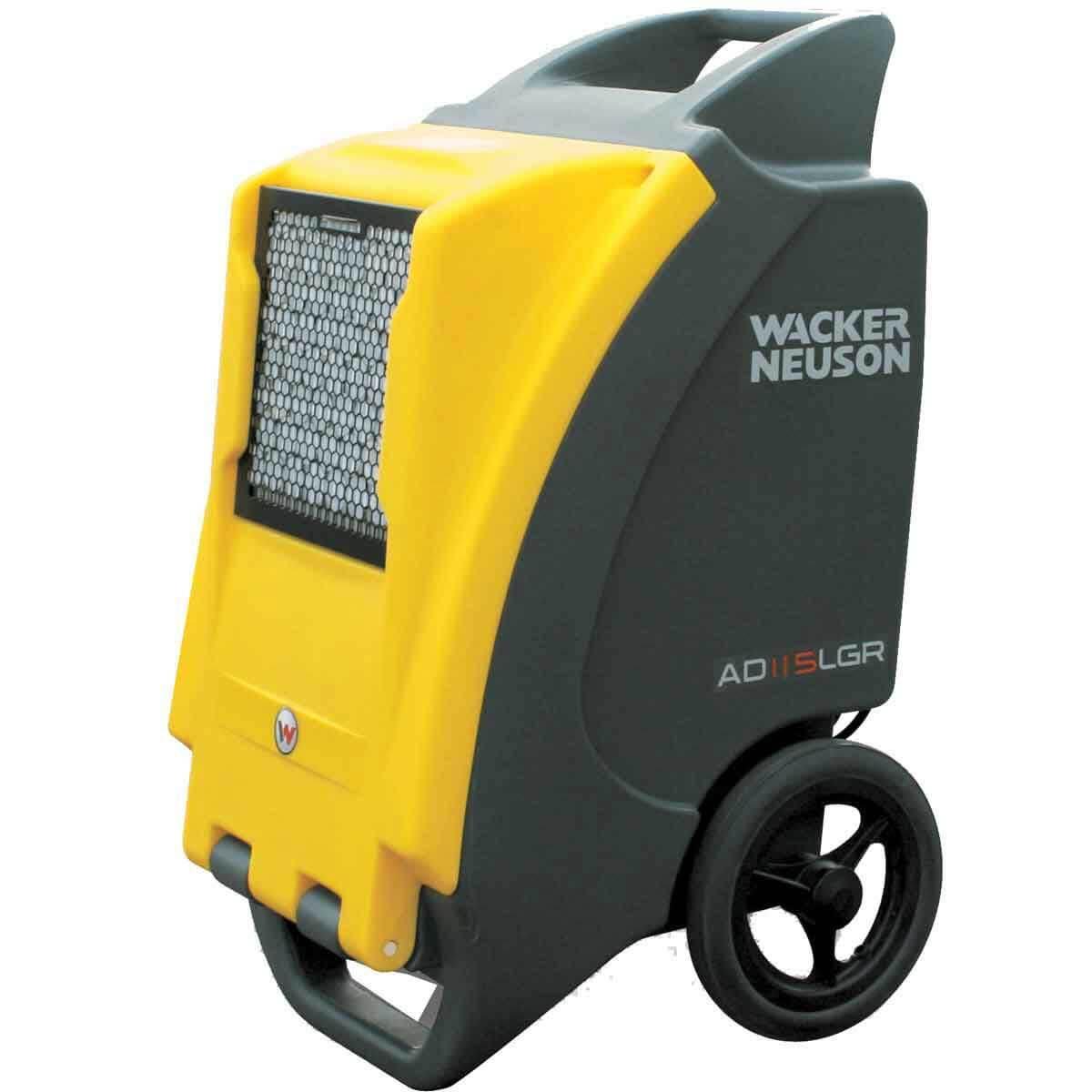 Wacker Neuson Dryvex Portable Dehumidifiers