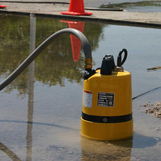 Wacker PSR1500 Electric Water Pump