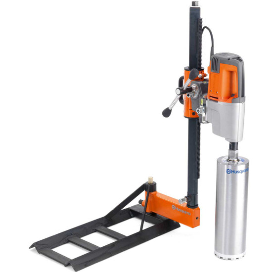 Husqvarna Trailer Hitch Mount for DS50 Core Drill Stand