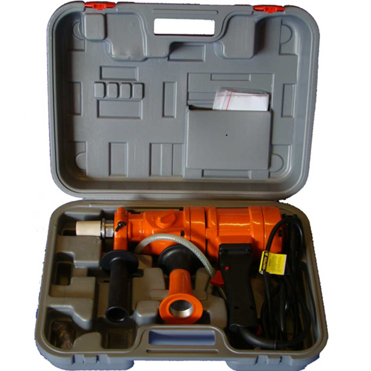 K802 Kor-It 3 Speed Core Drill case