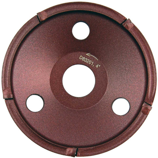 Diteq PCD Diamond Cup Wheels Made from Polycrystalline