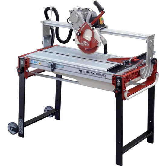 Raimondi Gladiator Advance 85 Rail Saw angle view