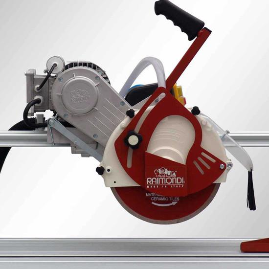 Raimondi Gladiator Advance Rail Saw belt driven motor