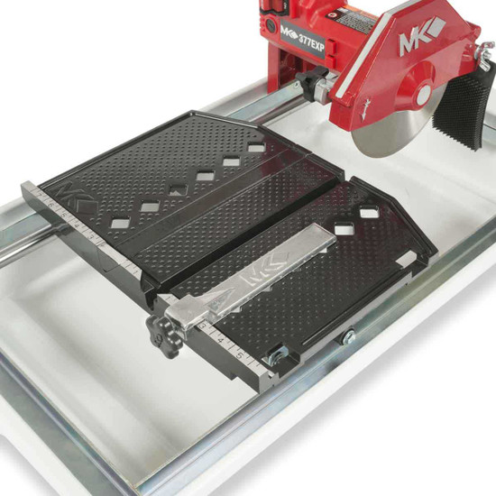 Mk 377exp Tile Saw Large Cutting Table