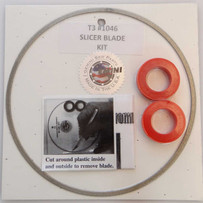 Gemini Taurus 3 Super Slicer Blade Kit ceramic tile