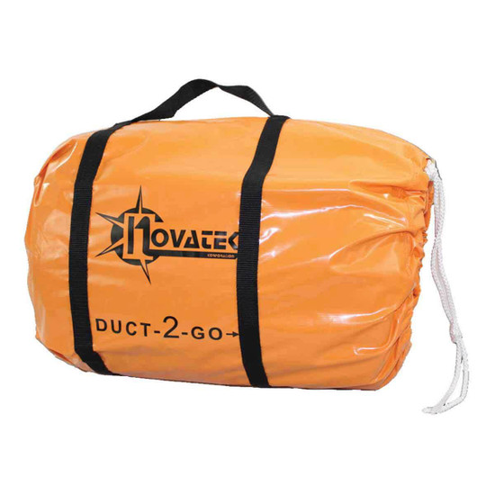 Novatek Duct-2-Go Built In Carrying Case