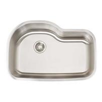 AR3120-D10 Artisan Sinks Premium Series 16 Gauge Single Bowl under mount sinks