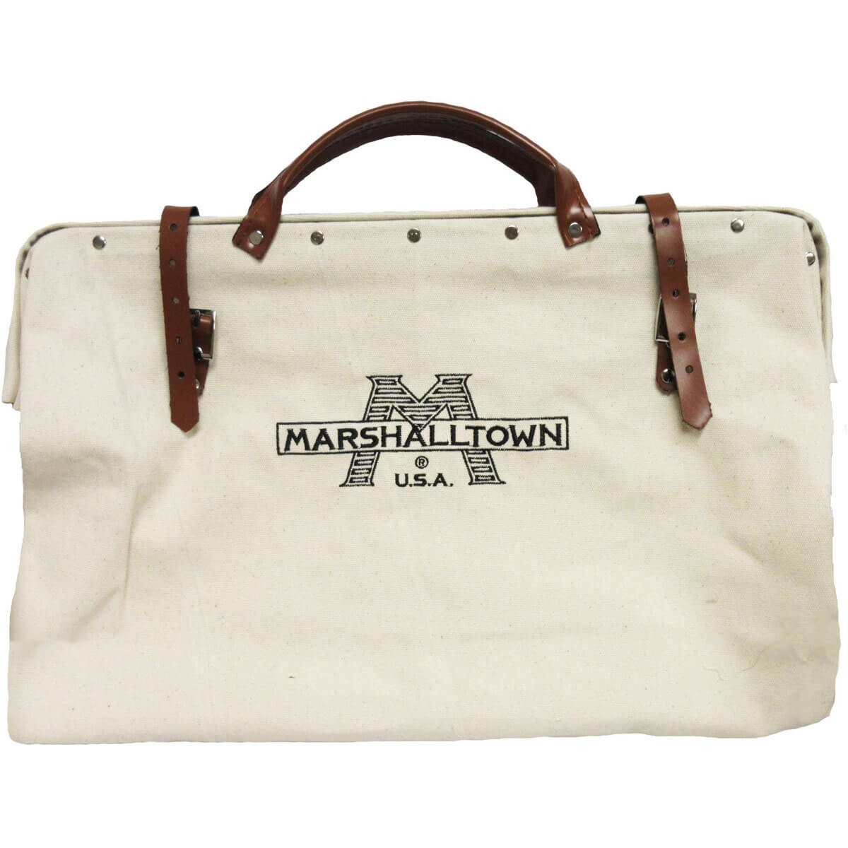 Marshalltown canvas tool bag 831