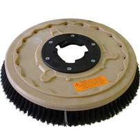 hawk, floor machine, nylon, brush