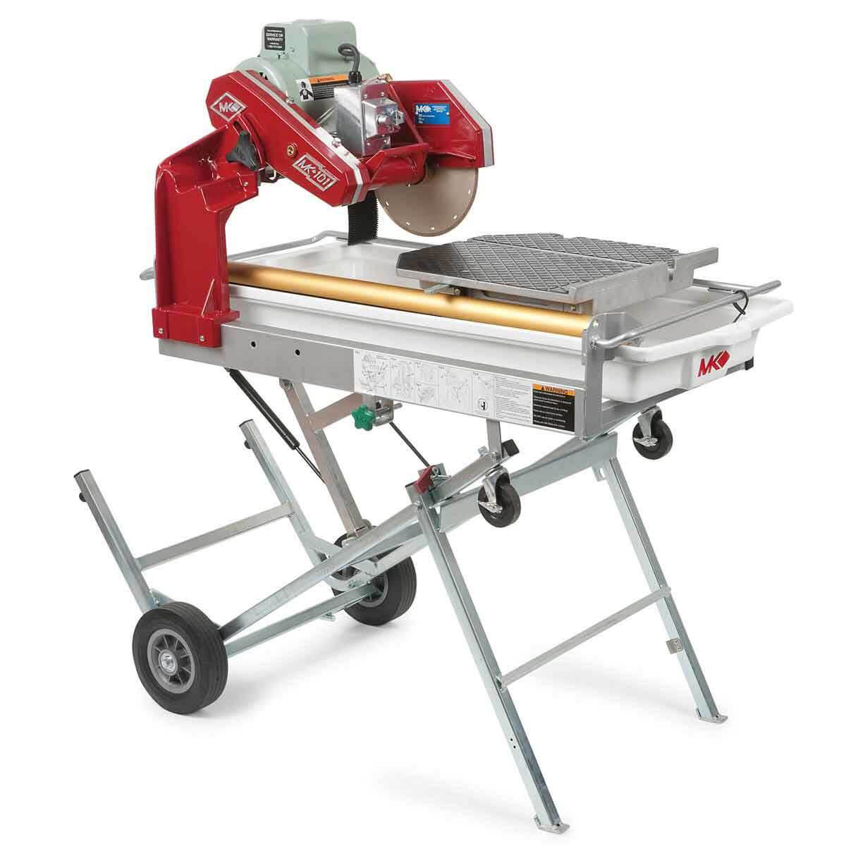MK-101 Pro24 JCS Tile Saw with Stand