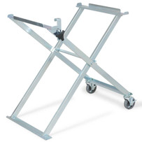169243, MK Diamond tile saw folding stand with wheels