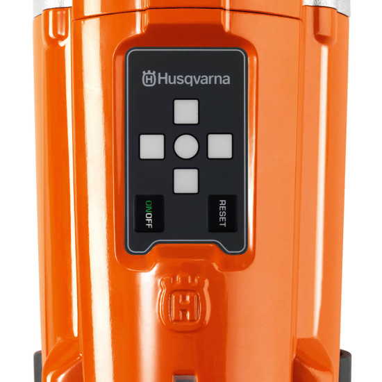 HusqvarnaCore Drill Electronic Positioning System
