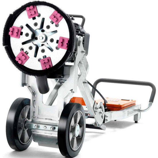 Husqvarna 12 slot surface grinders