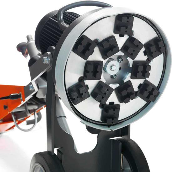 PG 280 12 slot surface grinder