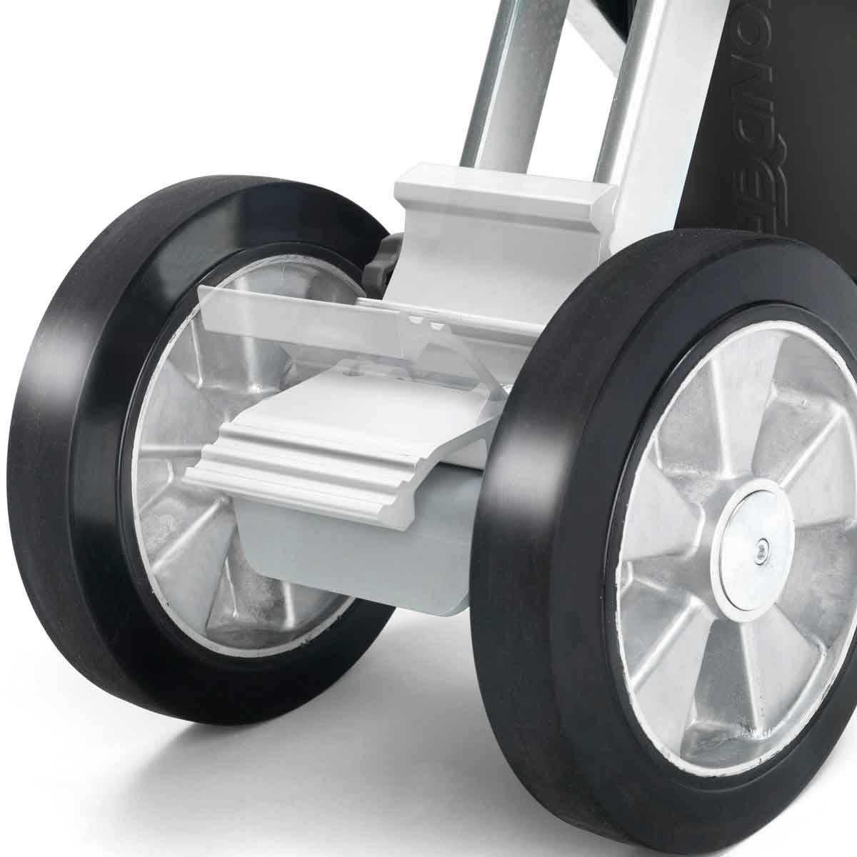 Husqvarna PG 280 Directional wheels