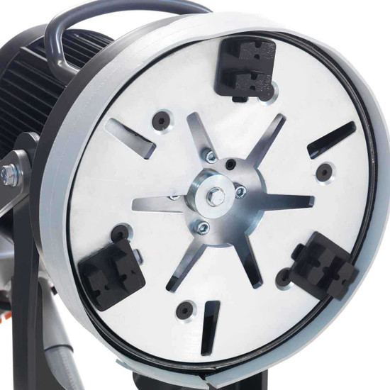 Husqvarna Redi Lock G 1110 mounted