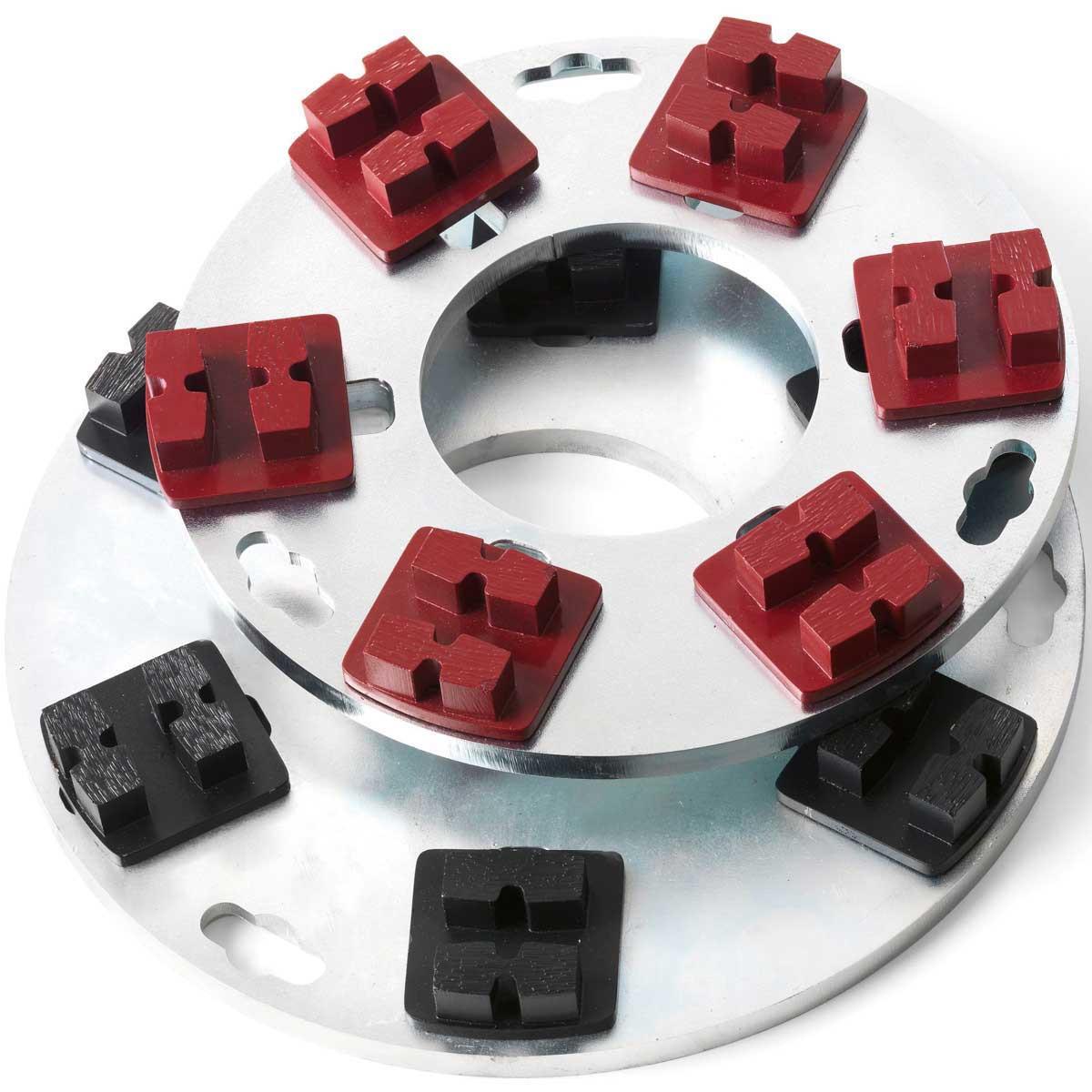 Husqvarna PG400 redi lock plate