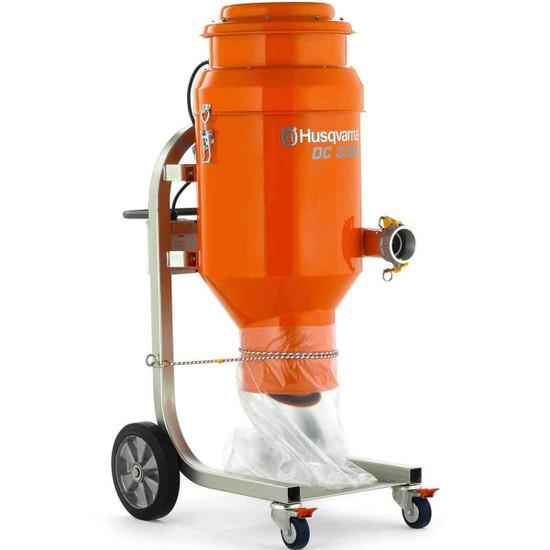 Pullman Ermator DC 3300 Wet Dry Vacuum by Husqvarna