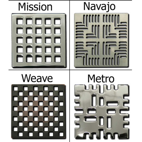 Ebbe Unique Grates Style modern shower for your home, there is a design for any decor