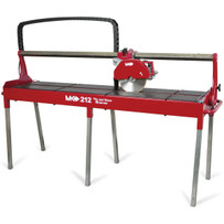 MK 212 Wet Rail Saw For Stone