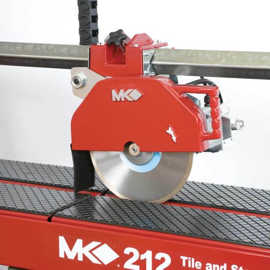 MK 212 Wet Rail Saw Blade