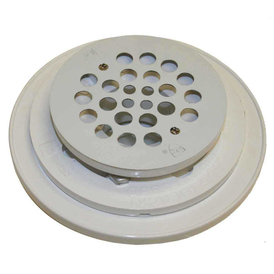 PVC Low Profile Shower Drain