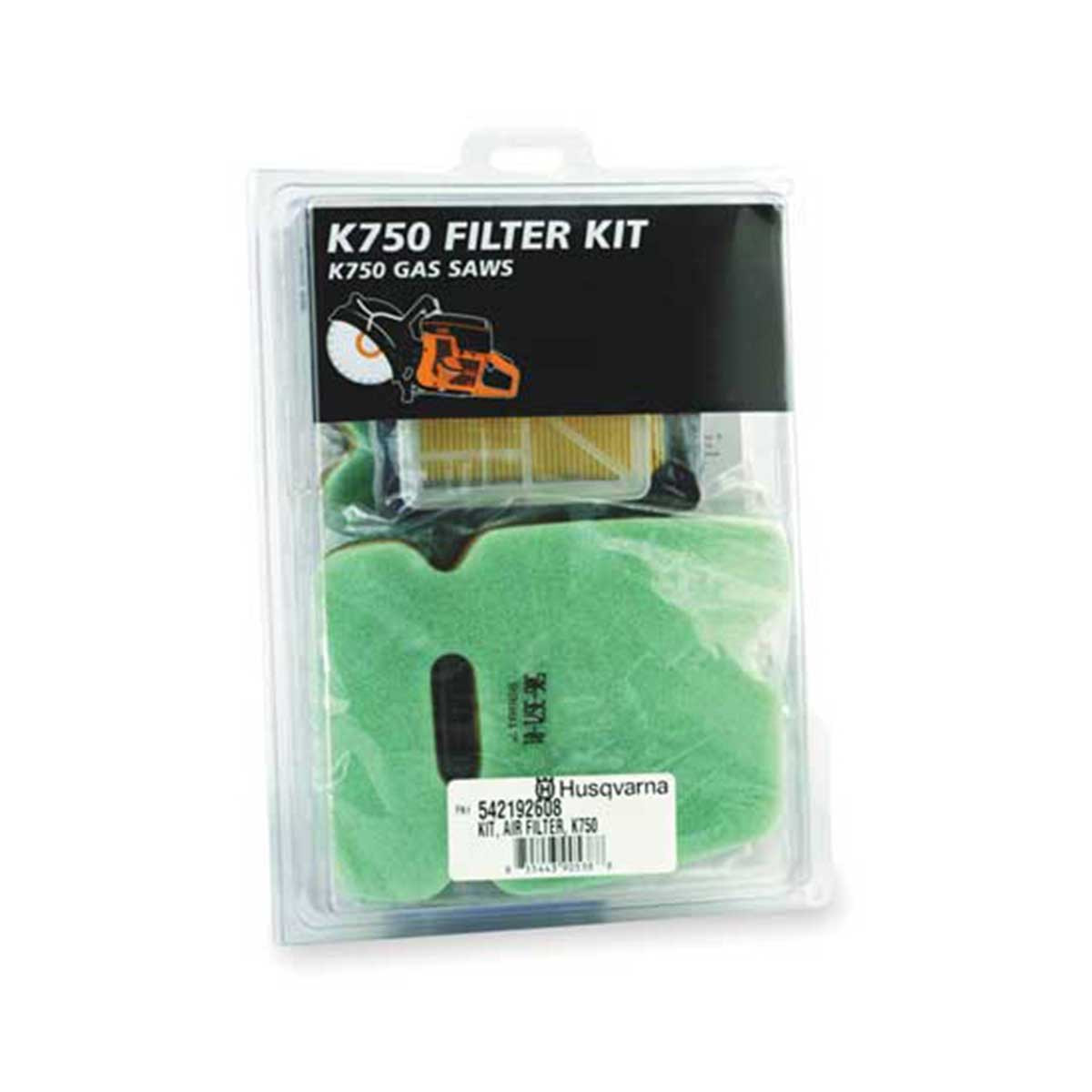 Husqvarna Filter Kit for K750
