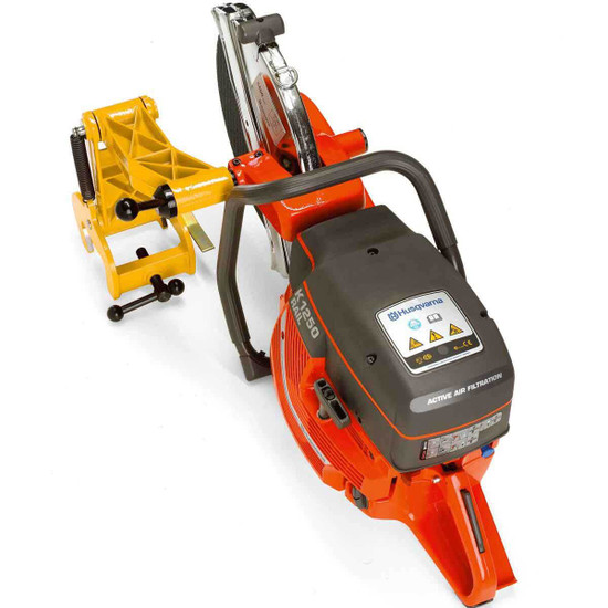 Husqvarna K1270 with Active Air Filtration