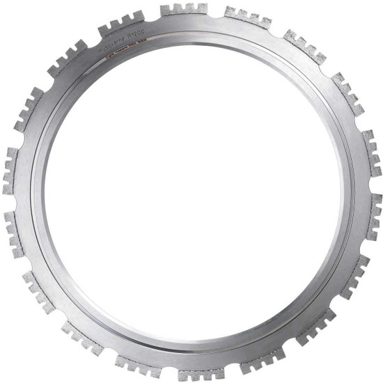 "587344401 Husqvarna R1445 1 inch"" Diagrip Ring Saw Blade"