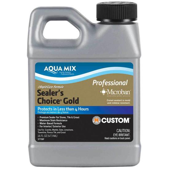 1 Pint Aqua Mix Sealer's Choice Gold Penetrating Sealer 030881