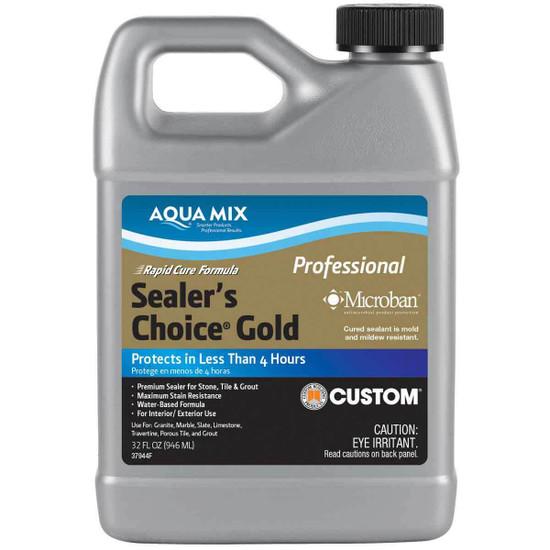 Aqua Mix Sealer's Choice Gold Penetrating Sealer - 1 Quart