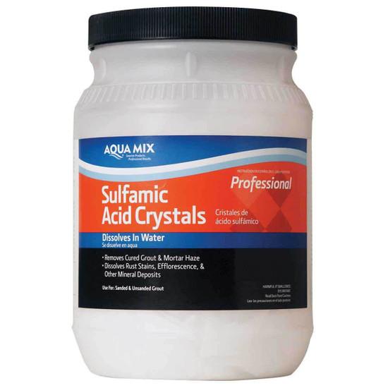 Aqua Mix Sulfamic Acid Crystals