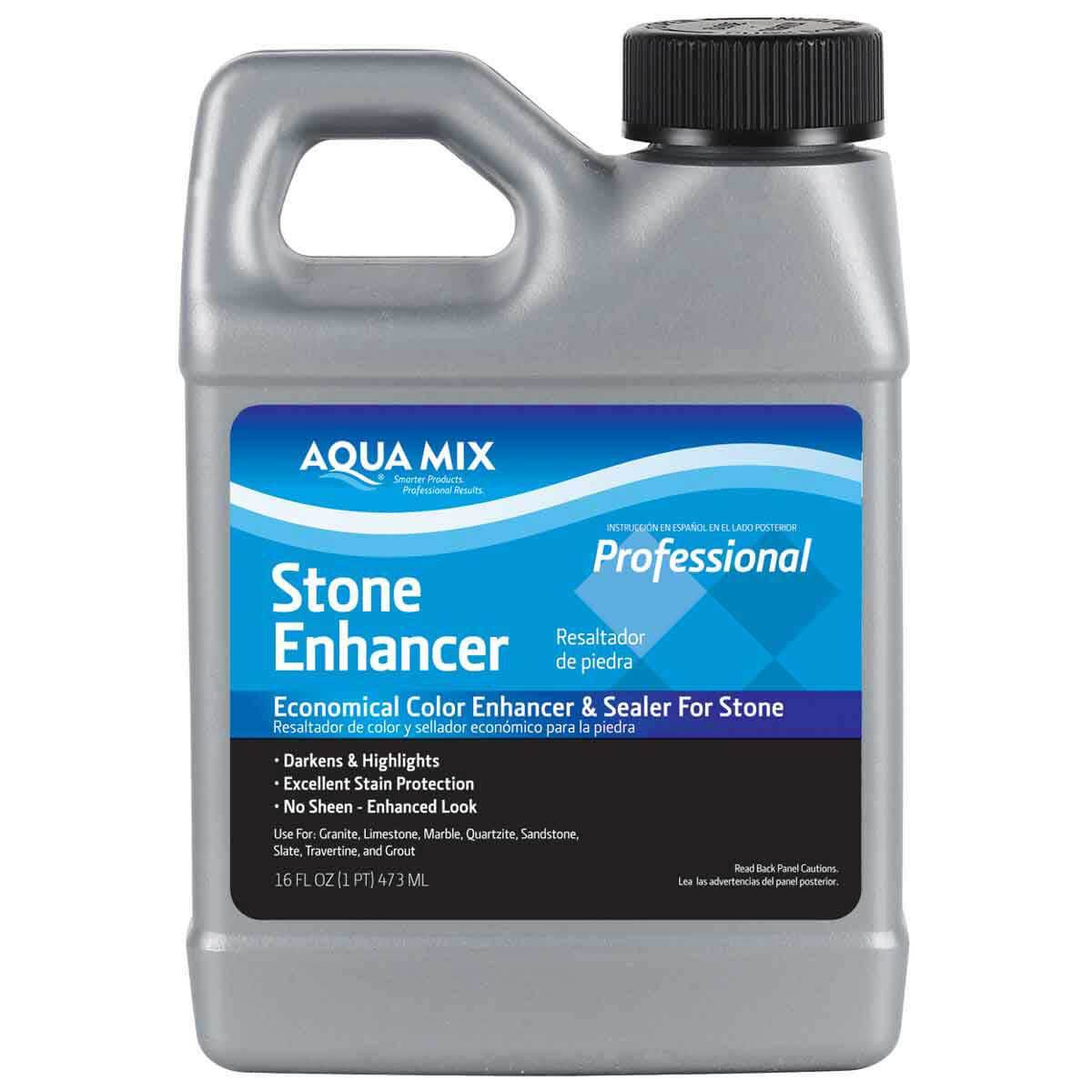 1 Pint Aqua Mix Stone Enhancer 030141