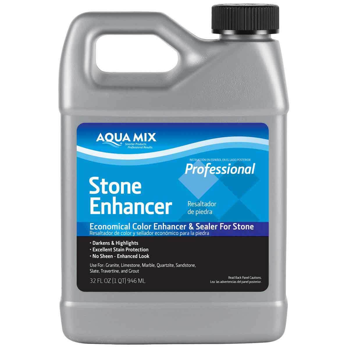1 Quart Aqua Mix Stone Enhancer 030141
